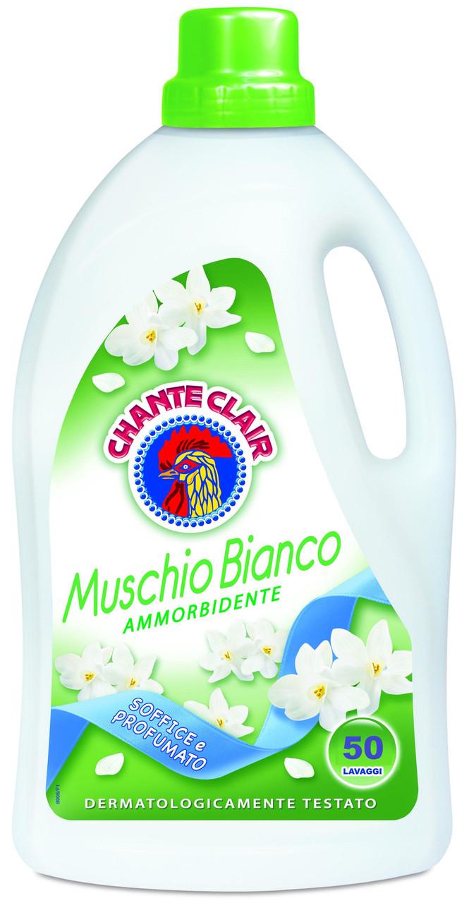 Кондиціонер-ополіскувач Білий Мускус - CC AMMORBIDENTE MUSCHIO BIANCO 3000 ml /50/