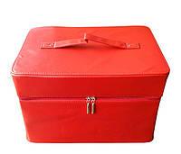 Сумка-чемодан для мастеров маникюра и педикюра, также большой вместительный кейс для визажиста