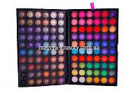 Професcиональная палитра матовых теней 120 цветов №5