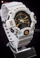 Часы мужские Casio G-Shock G-Shock Triple Sensor White Dial Gold