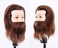 """Учебный манекен """"Володя""""  YRE BOY  100 % натуральные волосы, НОВИНКА"""