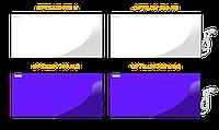 Настенные панели Optilux 700НВ(металлические)