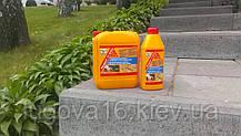 Просочення, захисне водовідштовхувальні покриття для фасадів,каменю,цегли Sikagard-71 W Pro 5 л