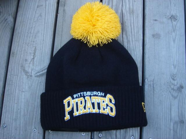 Шапка зимняя Pittsburgh Pirates  / SPK-73