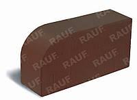 Кирпич лицевой RAUF Fassade  коричневый угловой R-60 полнотелый купить в Донецке