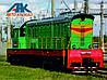 Украинские железнодорожные локомотивы скоро обновятся