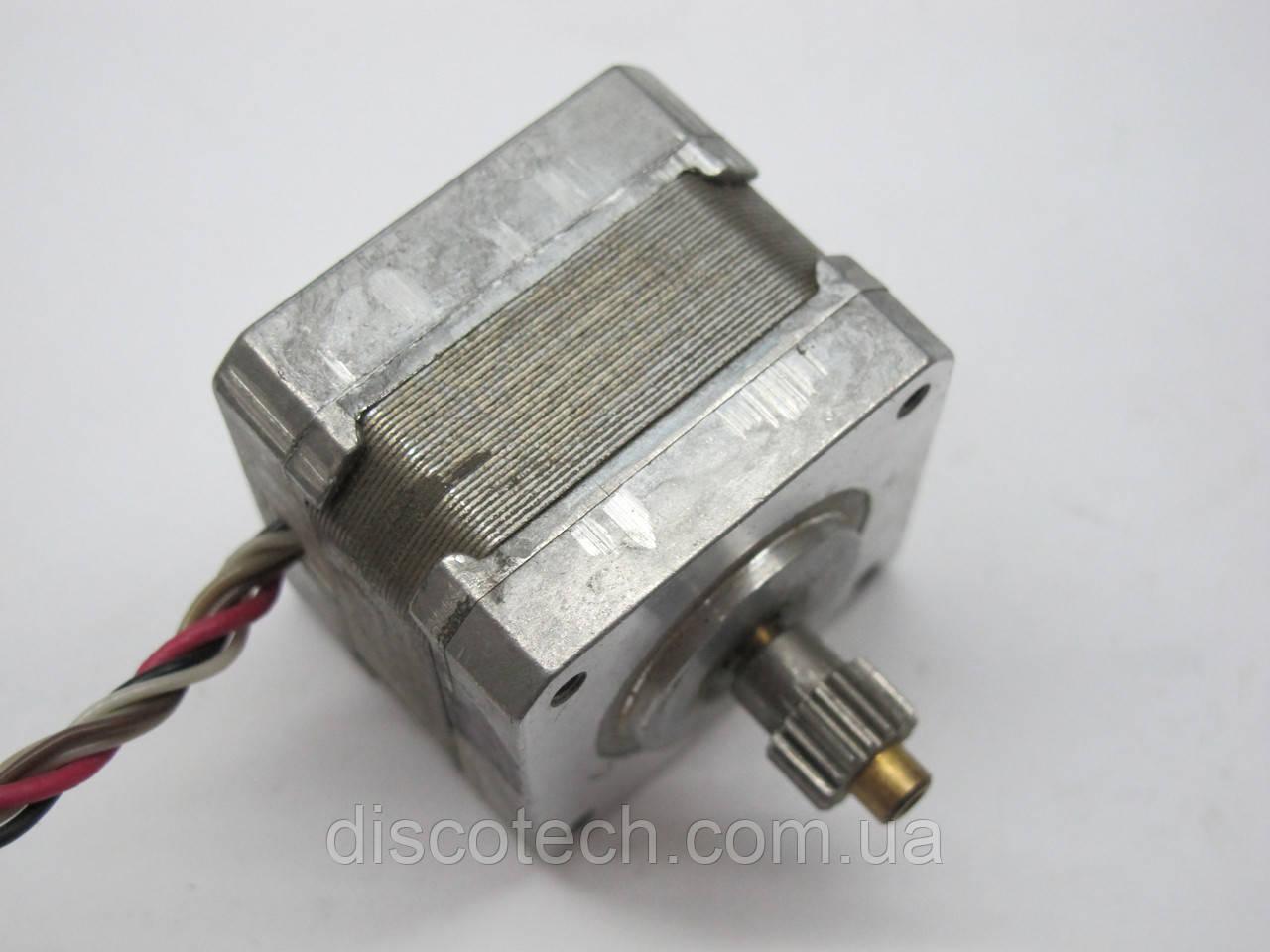 Двигатель шаговый уп 1,8 ф5,0/ 12 Ом ДШГ 4036
