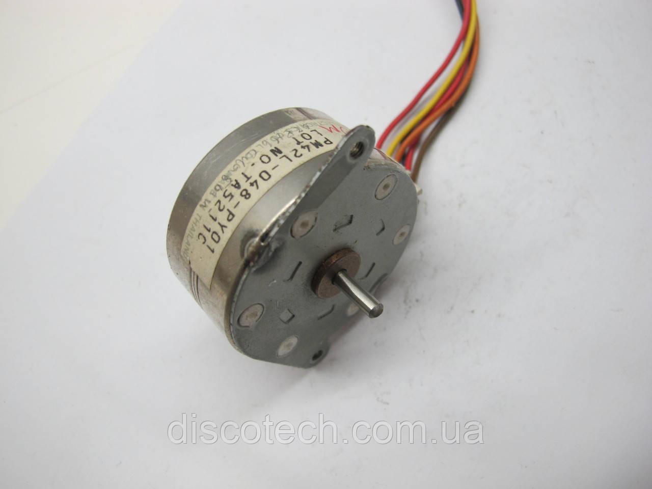 Двигатель шаговый уп 7,5 ф3,0/115 Ом PM42L-048-PY01