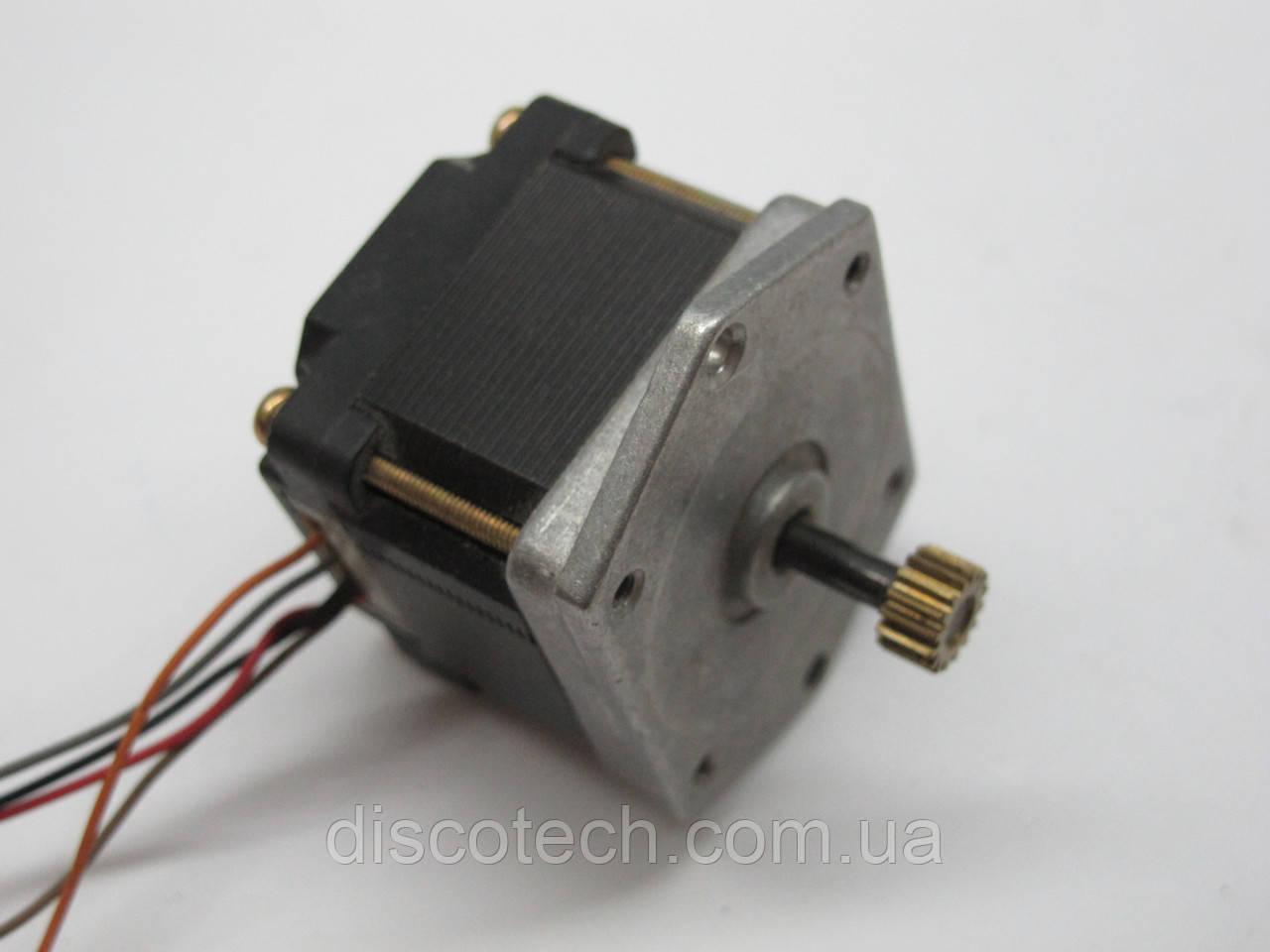 Двигатель шаговый уп 1,8 ф4,0/ 50 Ом EM-151