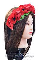 Учебная голова-манекен Rebecca, натуральный волос, шатеночка + штатив, фото 1