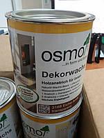 Масло-воск Осмо 0,75л 3168 Дуб Антик, фото 1