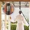 Москитная сетка на дверь - надежная защита от комаров