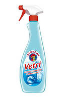 Спрей для чистки скляних поверхонь - CC VETRI SPRAY, 625 ml.