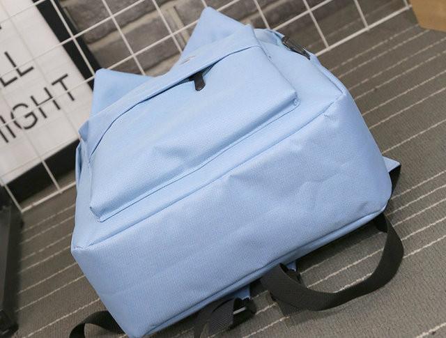 рюкзак котик с ушками