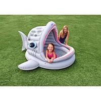 """Детский надувной бассейн Intex 57120 """"Акула"""" , фото 1"""