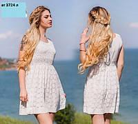 Женское стильное платье ат 3724 гл