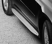 Автомобильные площадки, пороги, подножки