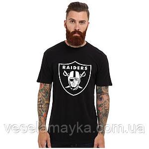 Футболка c логотипом Raiders