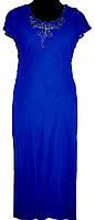 Шифоновое платье с вышивкой 6635, фото 1
