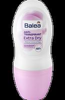 Дезодорант роликовый Свежесть и Чистота  Balea Deo Roll-on  Extra Dry 50 мл