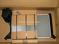 Радиатор охлаждения двигателя на Мерседес Спринтер 2.2/2.7CDI (-/+АС) 2000-2006NISSENS (Дания) 62519A