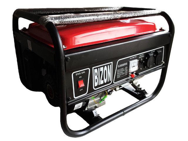 Бензогенератор Bizon G-3000