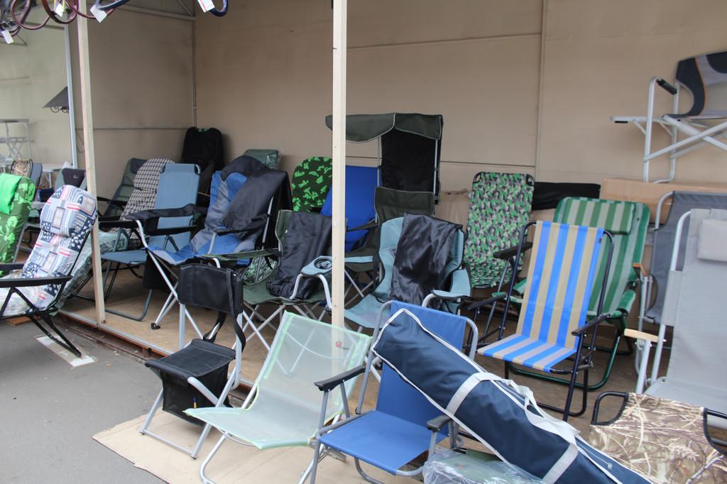 Пикниковая мебель: столы, стулья