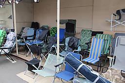 Складные стулья и кресла