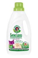Гель д/прання з милом Еко - CC SAPONE LIQUIDO ECODETERGENTE, 1.0 л. /20/