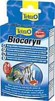 Tetra Aqua Biocoryn 24 капсул -  препарат для разложения органики в аквариуме