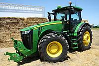 Трактор John Deere, фото 1