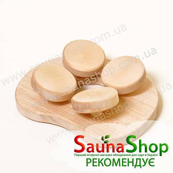 Підголовник для ванни анатомічний Sawo 512-A