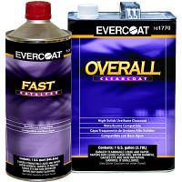Лак Overall Clearcoat, Evercoat
