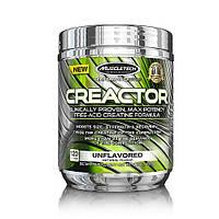 Научная разработка креатина Creactor от MuscleTech (120 порций!!!) (ВКУСЫ)