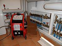 Промывка трубопроводов гидродинамическим способом