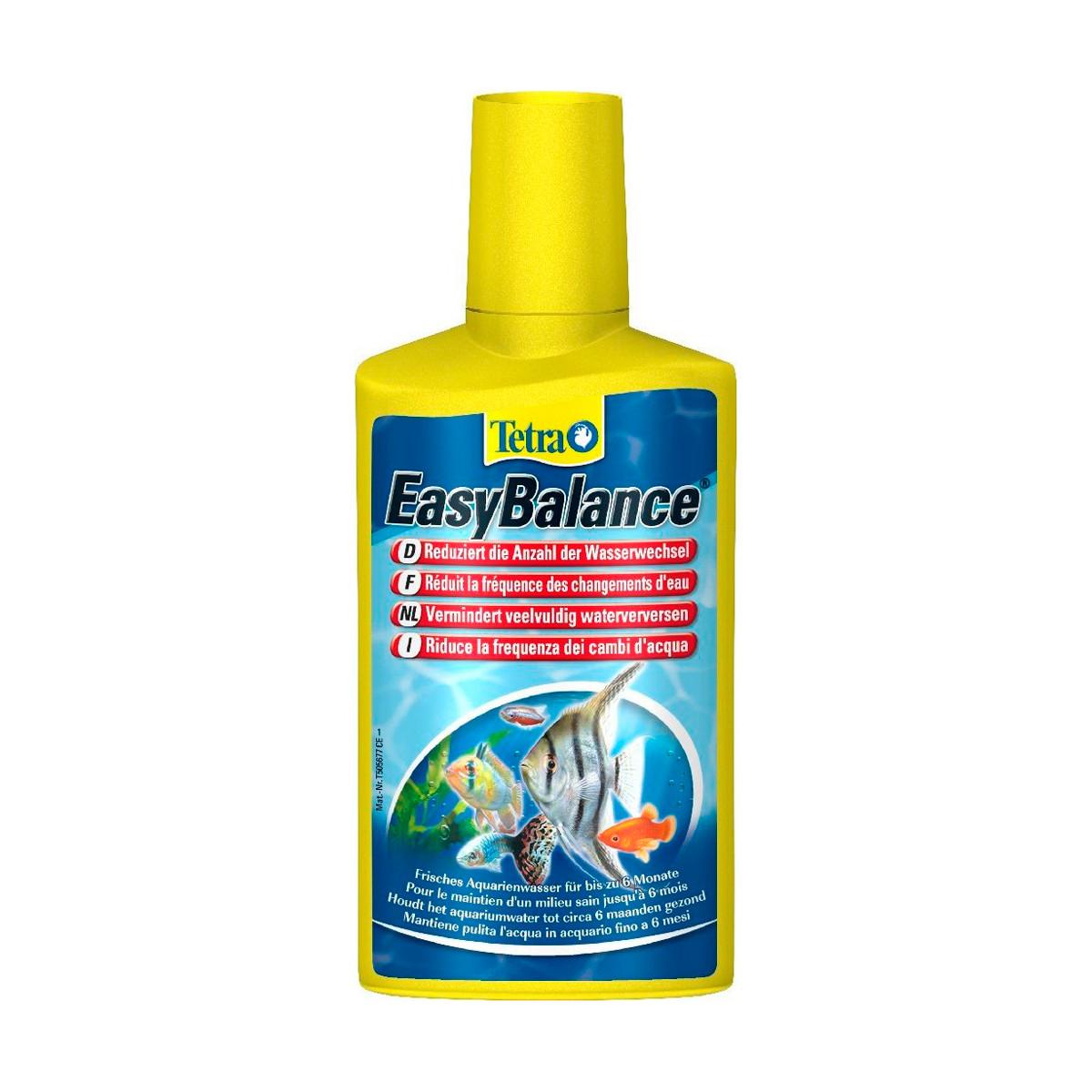 Tetra Aqua Easy Balance 500ml - средство для поддержания параметров воды в аквариуме (на 2000 л) - Интернет-магазин «Моё дело» в Харькове