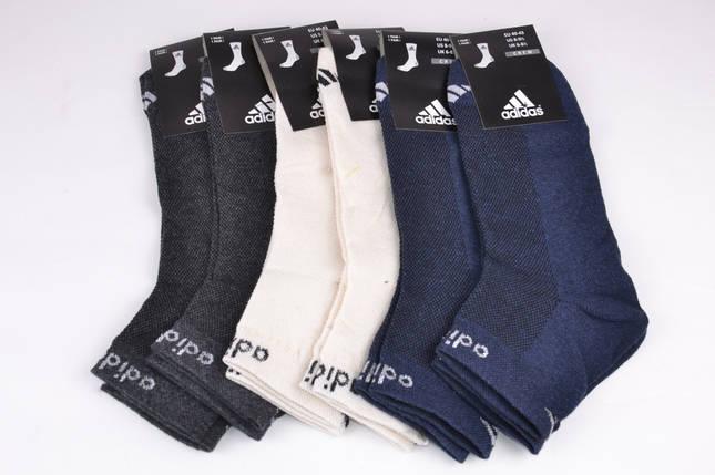 Мужские носки сетка Спорт заниженные р. 43-46 (Y770/43-46) | 12 пар, фото 2