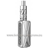 Бокс-мод Rofvape A Box Mini 50W TC Atomizer Kit EC-036 White (батарейный мод)