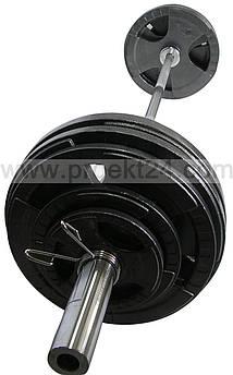 Штанга олимпийская 73 кг. Гриф 1,8 м.