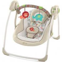Музыкальное кресло-качалка Bright Starts - Песочное сафари