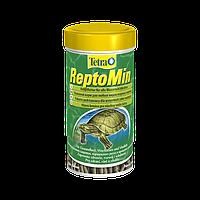 Tetra ReptoMin Основной полноценный корм для водных черепах в виде палочек
