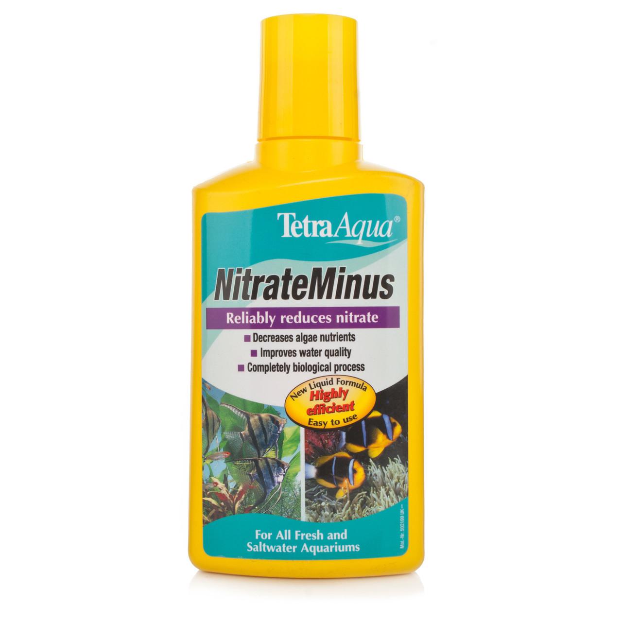 Tetra Aqua Nitrat Min 100ml (жидкий) - средство для снижения содержания нитратов - Интернет-магазин «Моё дело» в Харькове