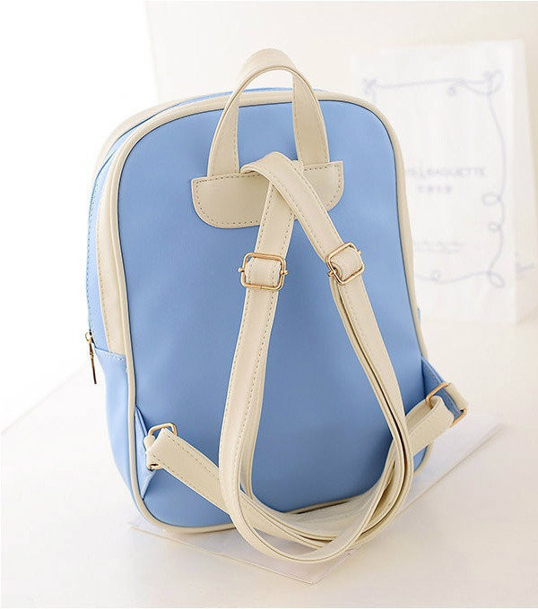 Стильный рюкзак из экокожи