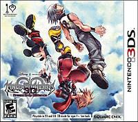 Kingdom Hearts 3D Dream Drop Distance 3ds (Американская версия)