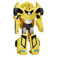 "Транформер Hasbro Bumblebee  "" Робот под прикрытием"" 6+"