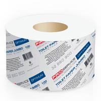 PRO service бумага туалетная макулатурная, Optimum