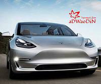 Tesla  Model  3  получит  435 - сильный  электромотор