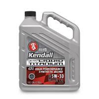 Моторное масло Kendall GT-1 High Performance Synthetic Blend Liquid Titanium 5w-30 4L