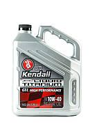 Моторное масло Kendall GT-1 High Performance Synthetic Blend Liquid Titanium 10w-40 4L