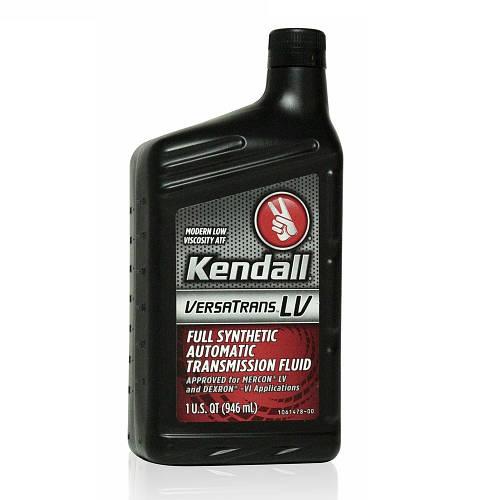 Масло для АКПП Kendall VersaTrans LV ATF 1L